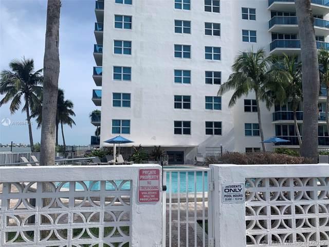 7501 E Treasure Dr 5A, North Bay Village, FL 33141 (MLS #A10694725) :: United Realty Group