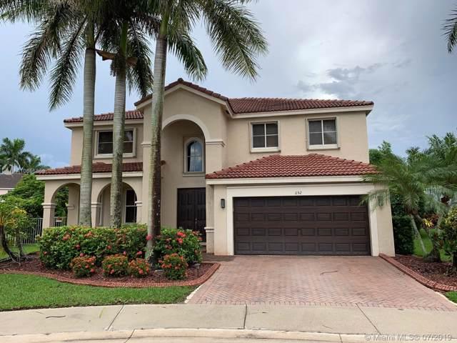 1152 NW Chenille Cir, Weston, FL 33327 (MLS #A10695859) :: Berkshire Hathaway HomeServices EWM Realty