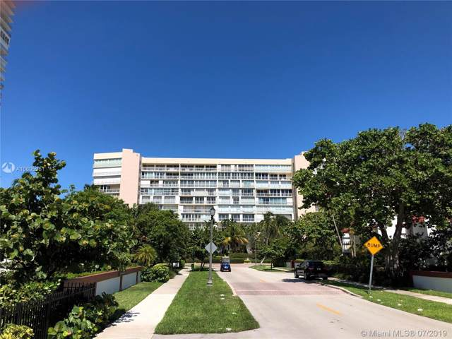 600 Grapetree Drive 3CN, Key Biscayne, FL 33149 (MLS #A10695951) :: Lucido Global