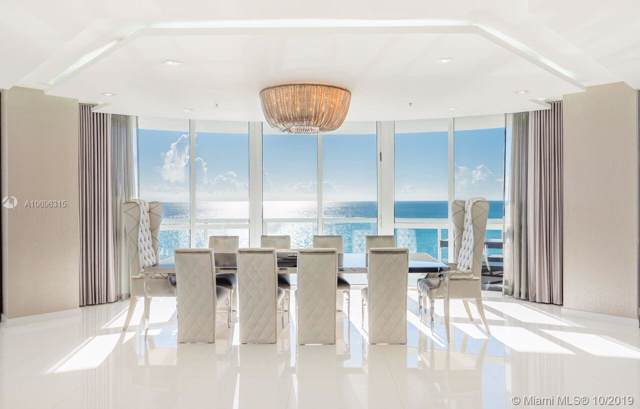 18201 Collins Ave #1009, Sunny Isles Beach, FL 33160 (MLS #A10696315) :: The Teri Arbogast Team at Keller Williams Partners SW
