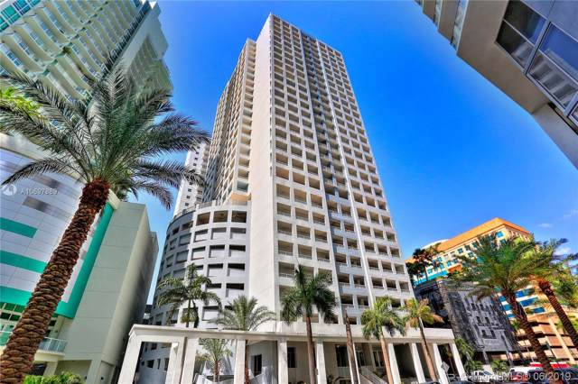 170 SE 14th St #1508, Miami, FL 33131 (MLS #A10697889) :: Green Realty Properties