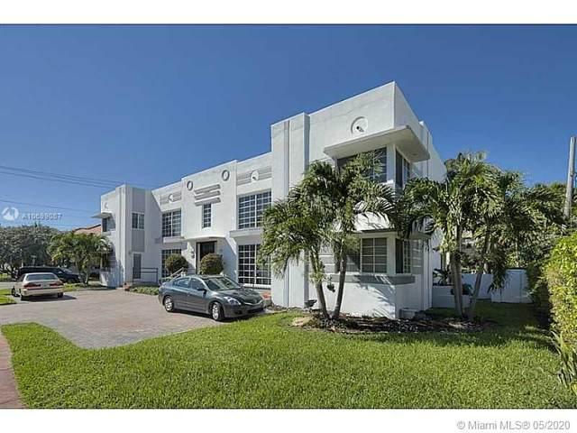 3900 N Meridian, Miami Beach, FL 33140 (MLS #A10699057) :: Albert Garcia Team