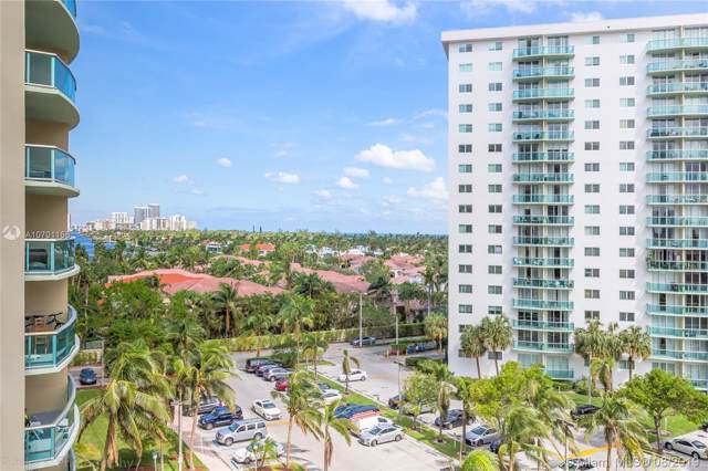 19390 Collins Ave #708, Sunny Isles Beach, FL 33160 (MLS #A10701155) :: Green Realty Properties