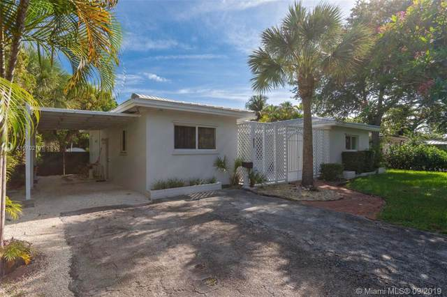 821 NE 107, Biscayne Park, FL 33161 (MLS #A10702191) :: Ray De Leon with One Sotheby's International Realty