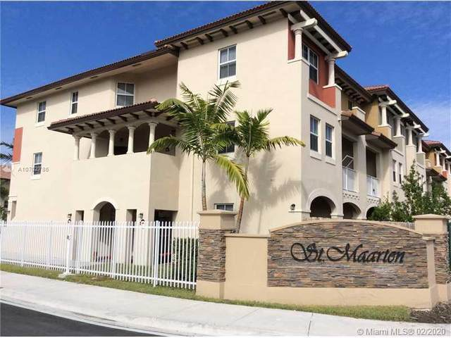 8620 NW 97 #214, Doral, FL 33178 (MLS #A10702786) :: Berkshire Hathaway HomeServices EWM Realty