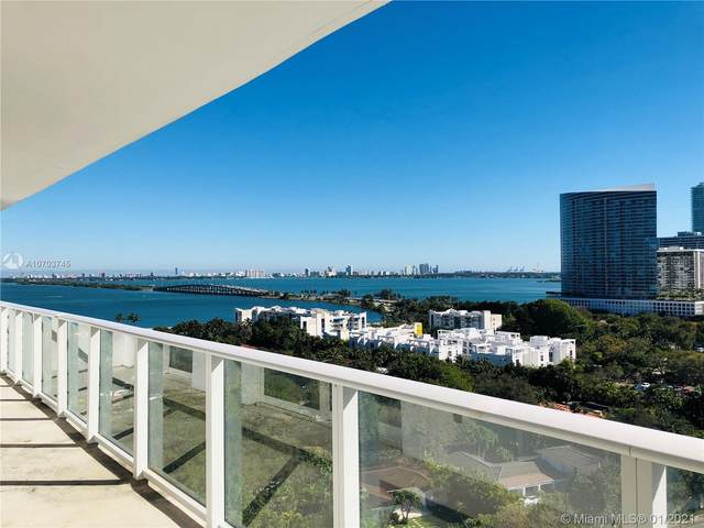 4250 Biscayne Blvd #1617, Miami, FL 33137 (MLS #A10703745) :: Green Realty Properties