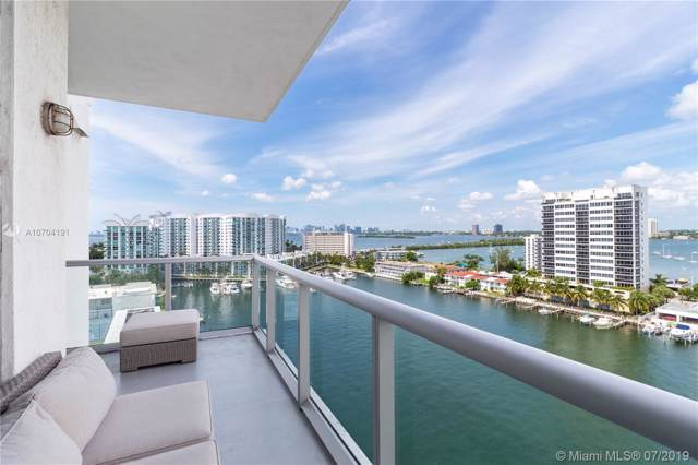 7928 East Dr #1102, North Bay Village, FL 33141 (MLS #A10704191) :: United Realty Group