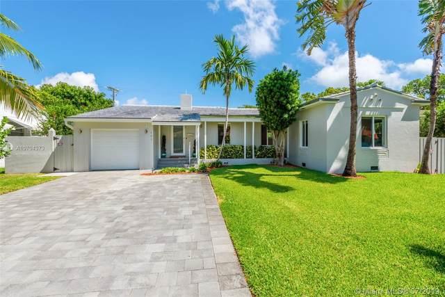 431 NE 53rd St, Miami, FL 33137 (MLS #A10704373) :: Grove Properties