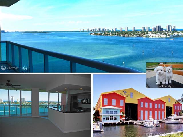2640 Lake Shore Dr #1407, Riviera Beach, FL 33404 (MLS #A10705782) :: Green Realty Properties