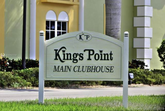 594 Saxony M #594, Delray Beach, FL 33446 (MLS #A10707758) :: GK Realty Group LLC