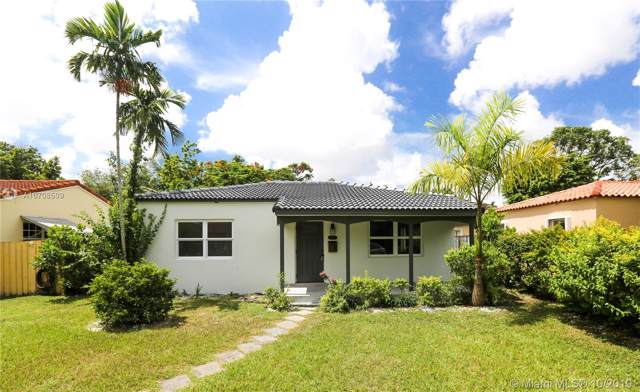 462 Swan Ave, Miami Springs, FL 33166 (MLS #A10708509) :: Grove Properties