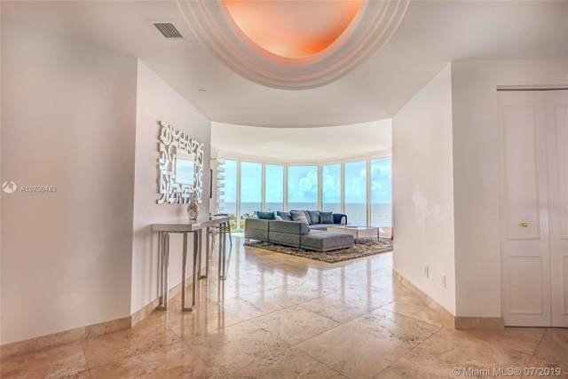 300 S Pointe Dr #1001, Miami Beach, FL 33139 (MLS #A10709482) :: Green Realty Properties