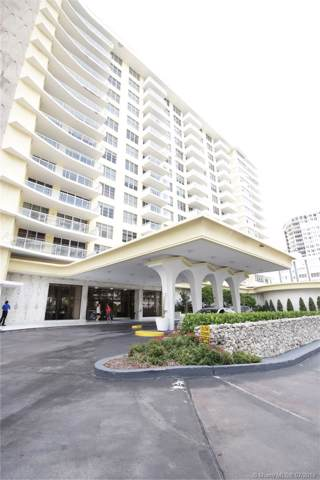 5600 Collins Ave 4J, Miami Beach, FL 33140 (MLS #A10709491) :: Grove Properties