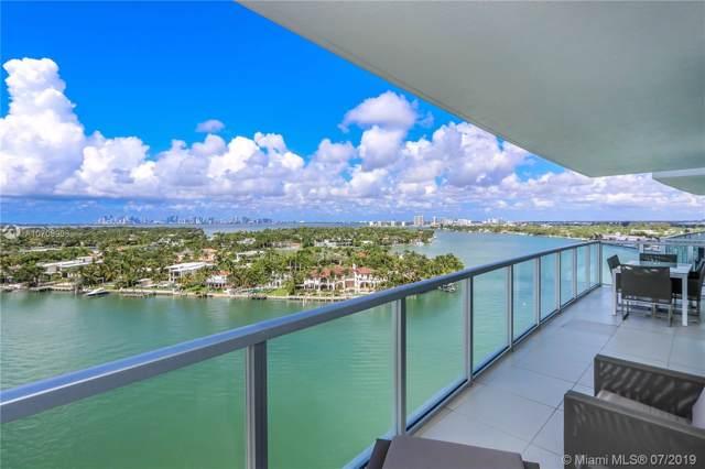6700 Indian Creek Dr #1406, Miami Beach, FL 33141 (MLS #A10709908) :: Patty Accorto Team