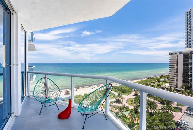 6515 Collins Ave #1207, Miami Beach, FL 33141 (MLS #A10711865) :: Green Realty Properties