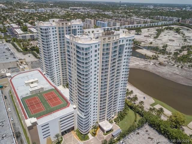 1755 E Hallandale Beach Blvd 506E, Hallandale Beach, FL 33009 (MLS #A10713250) :: Search Broward Real Estate Team