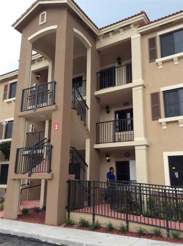 22561 SW 88th Pl 302-7, Cutler Bay, FL 33190 (MLS #A10714422) :: Green Realty Properties