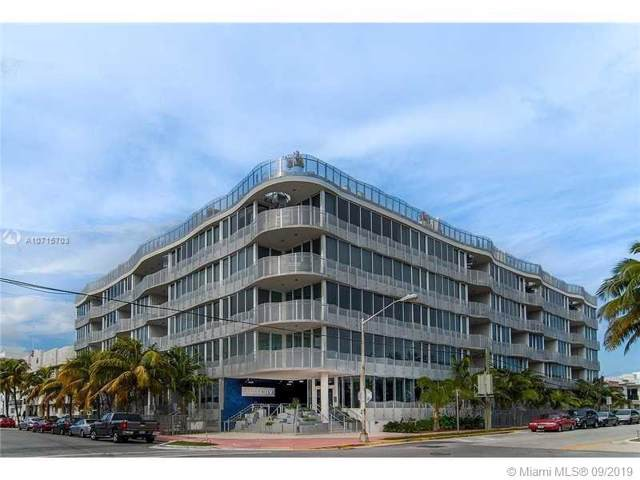 2100 Park Ave #508, Miami Beach, FL 33139 (MLS #A10715703) :: Patty Accorto Team