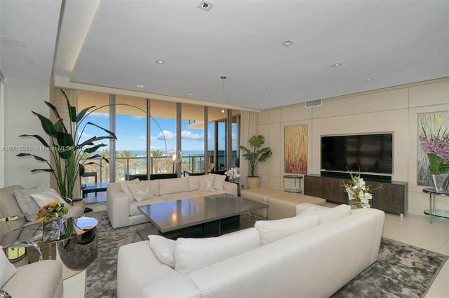 9705 Collins Ave 501N, Bal Harbour, FL 33154 (MLS #A10716319) :: Green Realty Properties