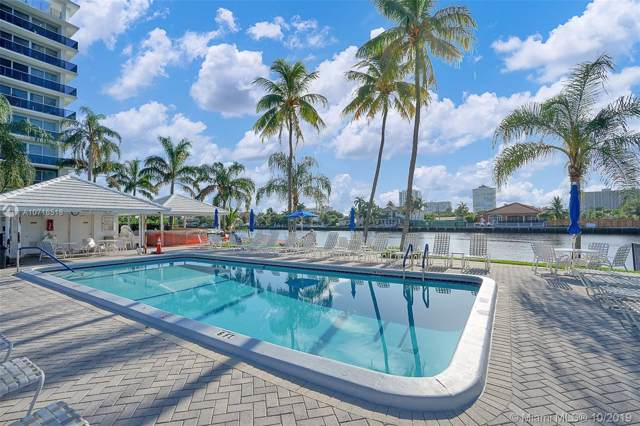 6393 Bay Club Dr #1, Fort Lauderdale, FL 33308 (MLS #A10716518) :: GK Realty Group LLC
