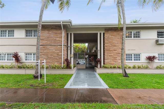 6511 Santona St C4, Coral Gables, FL 33146 (MLS #A10716706) :: Re/Max PowerPro Realty