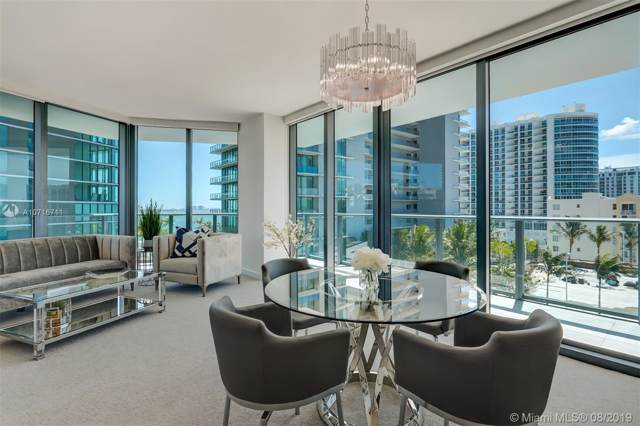 501 NE 31 Street #606, Miami, FL 33137 (MLS #A10716711) :: Patty Accorto Team