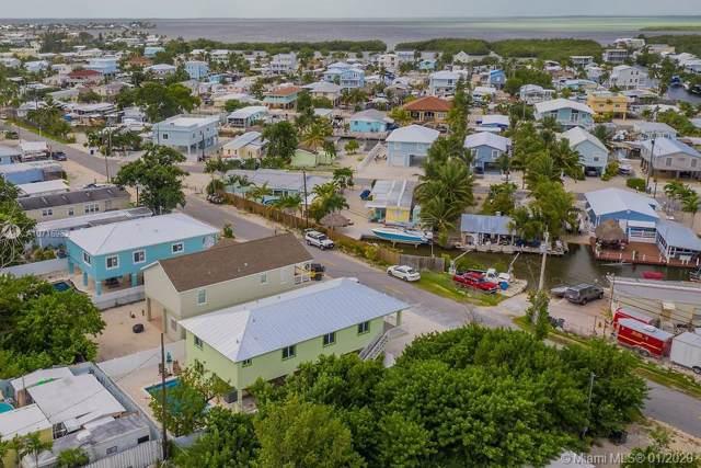 955 Plantation Rd, Other City - Keys/Islands/Caribbean, FL 33037 (MLS #A10716982) :: Albert Garcia Team