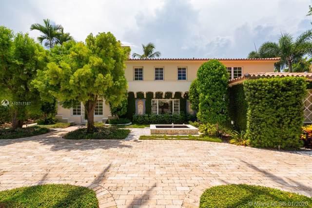 3190 Pine Tree Dr, Miami Beach, FL 33140 (MLS #A10717187) :: Patty Accorto Team