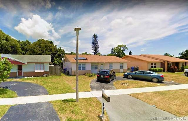 7815 SW 6th Ct, North Lauderdale, FL 33068 (MLS #A10717494) :: The Adrian Foley Group