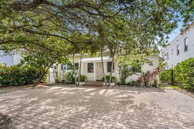 1544 Michigan Avenue, Miami Beach, FL 33139 (MLS #A10720114) :: Albert Garcia Team