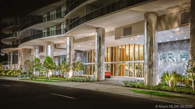 488 NE 18th Street #317, Miami, FL 33132 (MLS #A10721565) :: Berkshire Hathaway HomeServices EWM Realty