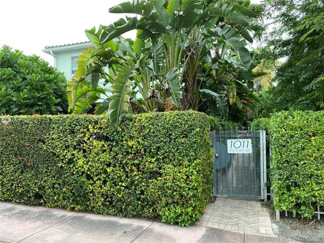 1011 Michigan #4, Miami Beach, FL 33139 (MLS #A10723442) :: United Realty Group