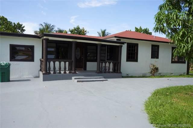65 NW 118th St, Miami, FL 33168 (MLS #A10723825) :: Grove Properties
