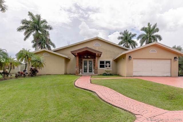 15720 SW 53rd Ct, Southwest Ranches, FL 33331 (MLS #A10724730) :: The Teri Arbogast Team at Keller Williams Partners SW