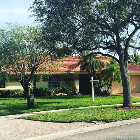 919 NW 161st Ave, Pembroke Pines, FL 33028 (MLS #A10725181) :: Grove Properties