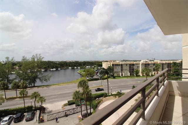 500 Three Islands Blvd #312, Hallandale, FL 33009 (MLS #A10725641) :: RE/MAX Presidential Real Estate Group