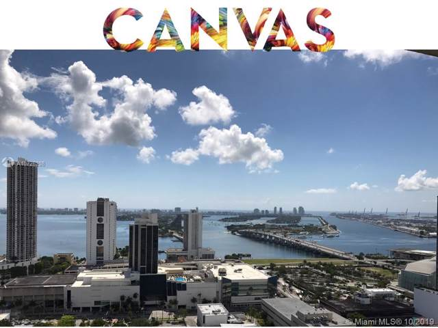 1600 NE 1ST AVENUE #2915, Miami, FL 33132 (MLS #A10726208) :: Kurz Enterprise