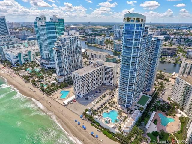 3101 S Ocean Dr #1905, Hollywood, FL 33019 (MLS #A10726360) :: Green Realty Properties