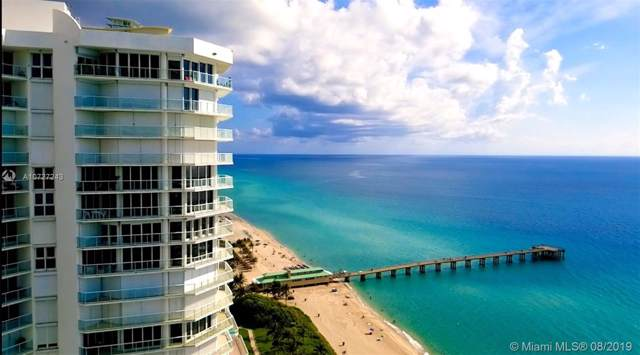 16425 Collins Ave #2616, Sunny Isles Beach, FL 33160 (MLS #A10727243) :: Green Realty Properties