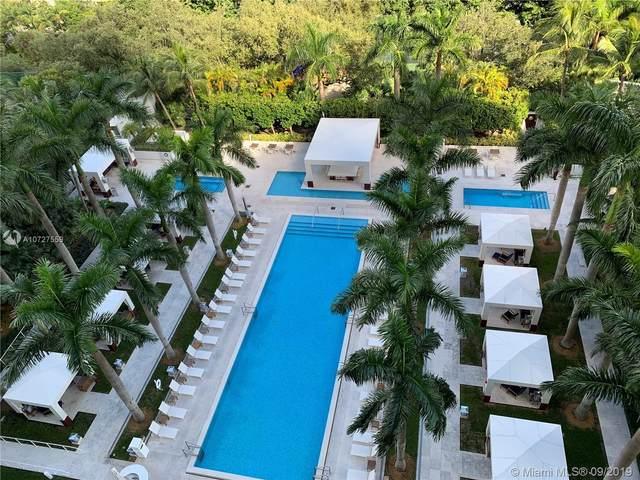 2627 S Bayshore Dr #1507, Miami, FL 33133 (MLS #A10727559) :: Green Realty Properties
