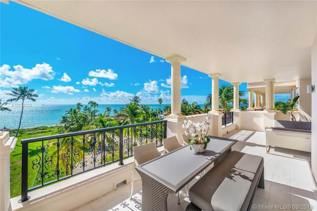 19243 Fisher Island Dr #19243, Miami Beach, FL 33109 (MLS #A10728233) :: Prestige Realty Group