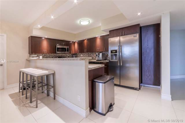19370 Collins Ave #216, Sunny Isles Beach, FL 33160 (MLS #A10729228) :: Green Realty Properties