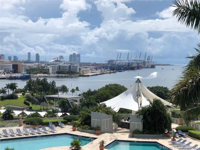 253 NE 2nd St #1103, Miami, FL 33132 (MLS #A10729417) :: Grove Properties