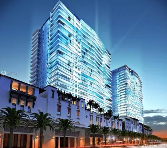 330 Sunny Isles Blvd 5-808, Sunny Isles Beach, FL 33160 (MLS #A10729589) :: The Riley Smith Group
