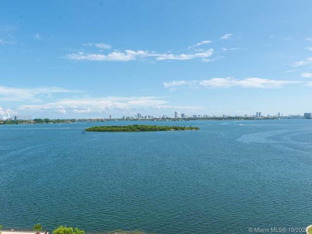 1800 NE 114th St #1507, Miami, FL 33181 (MLS #A10733256) :: Jo-Ann Forster Team