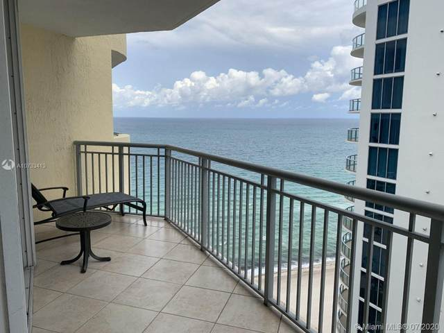 17375 Collins Ave #2204, Sunny Isles Beach, FL 33160 (MLS #A10733413) :: ONE Sotheby's International Realty