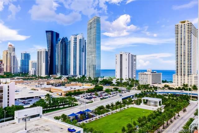 300 Sunny Isles Blvd 4-1401, Sunny Isles Beach, FL 33160 (MLS #A10733736) :: The Riley Smith Group