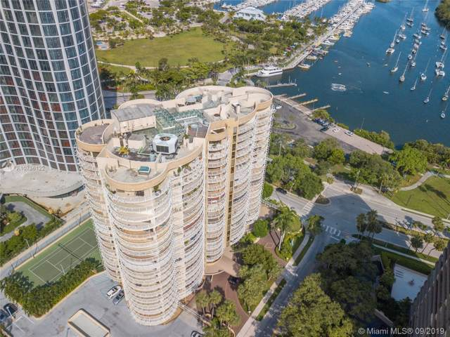 2843 S Bayshore Dr P3-C/D, Miami, FL 33133 (MLS #A10736122) :: Berkshire Hathaway HomeServices EWM Realty
