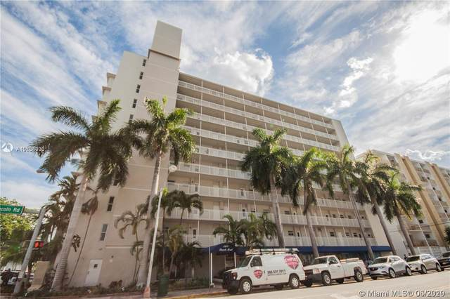 1300 Lincoln Rd E505, Miami Beach, FL 33139 (MLS #A10736933) :: The Pearl Realty Group