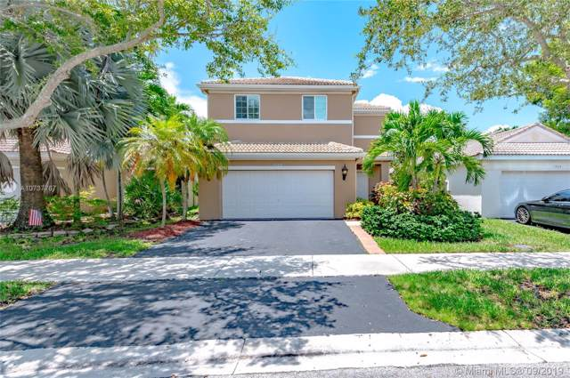 1528 Salerno Cir, Weston, FL 33327 (MLS #A10737767) :: Green Realty Properties